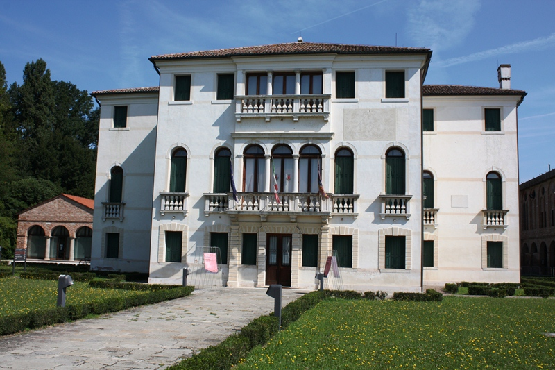 villa Romanin jacur